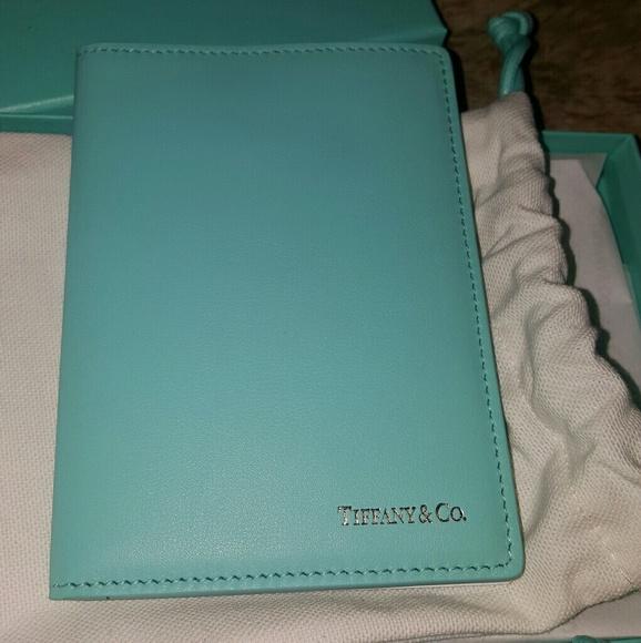 8a2b10b271eb8 Tiffany & Co. Jewelry | Tiffany Co Passport Cover | Poshmark